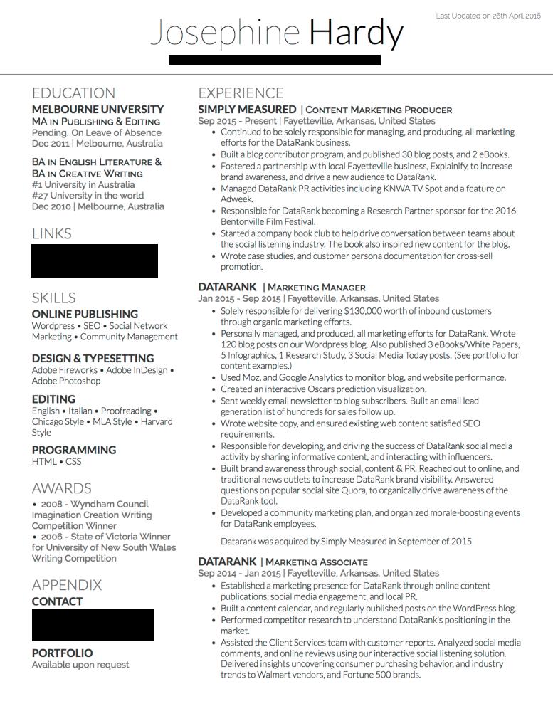 resume-josephine-hardy